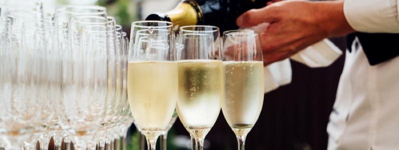 Bienvenue to the Montrachet Champagne Laneway