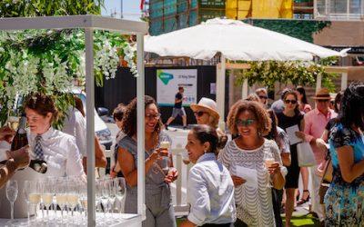 Event Wrap: Montrachet Champagne Laneway
