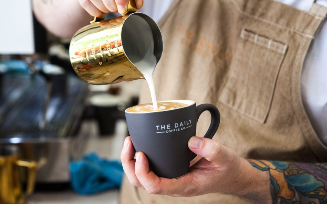 The Daily Coffee Co. Opens Its Doors to 293 Queen Street