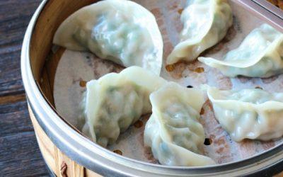 Jumping for Joy Over $1 Dumplings!