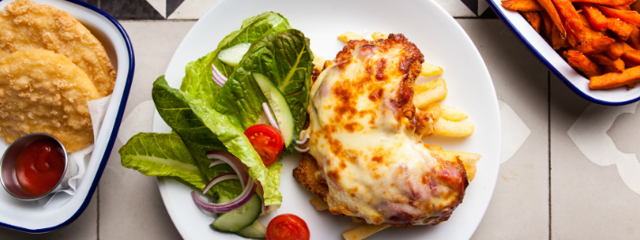 WIN A YEAR'S WORTH OF CHICKEN PARMYS AT LITTLE BIG HOUSE'S PARMY PARTY!
