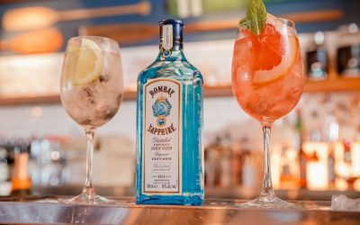 Let the good times be-gin at Riverbar and Kitchen!