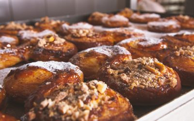 Artisan bakers on show at King Street Bakery