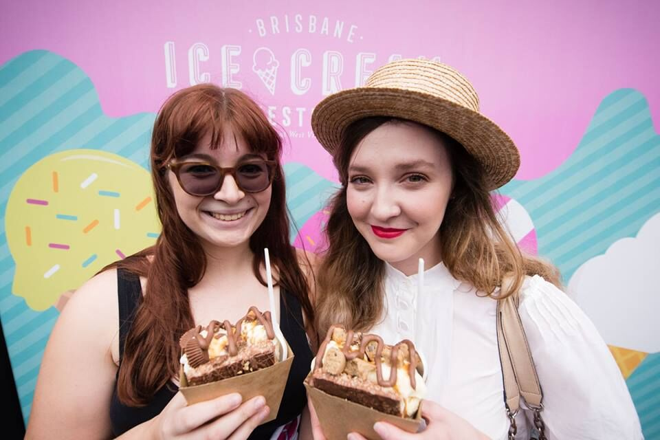 THE SCOOP: BRISBANE ICE CREAM FESTIVAL RETURNS FOR A THIRD YEAR!