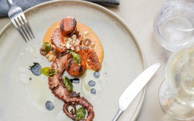 Step into Brisbane's new city dining oasis, Goldfinch