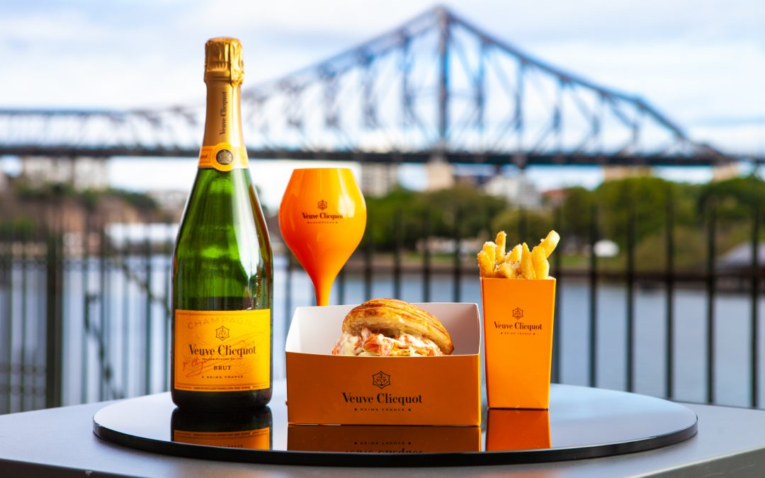Cosy up with Veuve Clicquot at Customs House this Winter!