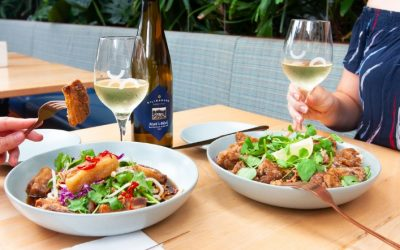 For the love of Riesling, get to The Osbourne Hotel!