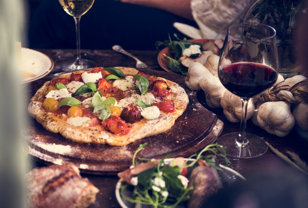 CIAO BELLA! West Village set to celebrate Italian Week with Pizza and Pinot!