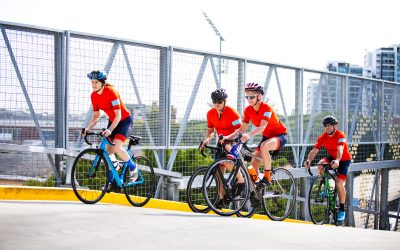 CYCLING ENTHUSIASTS TO MEET THIS WEEKEND FOR BRISBANE'S FIRST EVER CAR PARK CLIMB