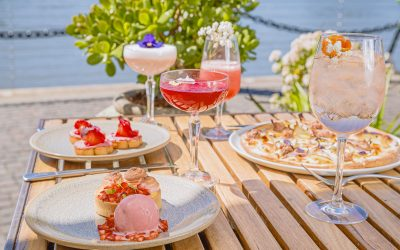 Say yes way to rosé at Riverbar and Kitchen this October!