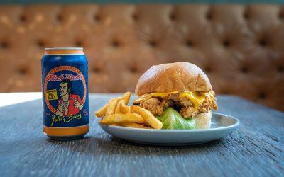 Burgers, beers, and a new era of Billykart: meet Bender's Bar