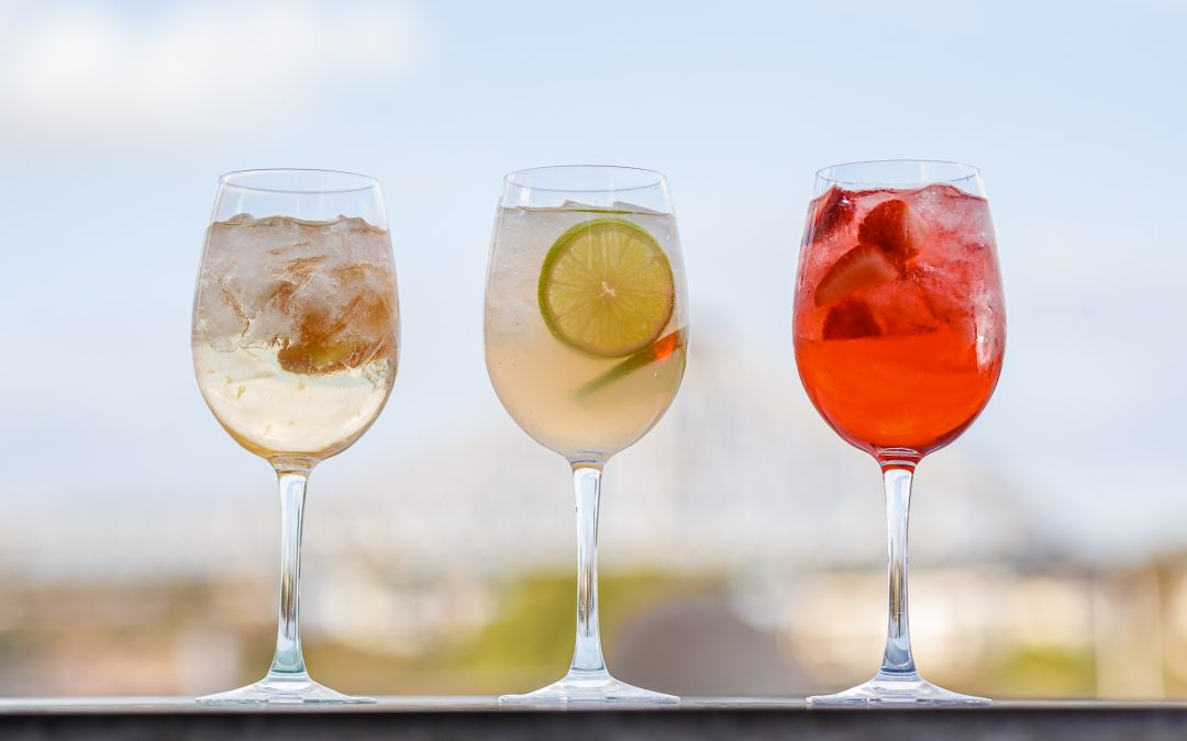 Get spritzy with it this November at Riverbar and Kitchen