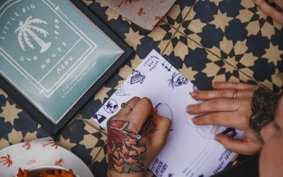 Win a free tattoo at Little Big House this November!