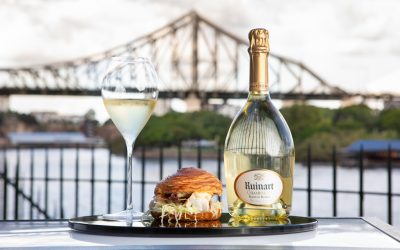 French heritage comes to Customs House with the Art de Ruinart pop-up bar