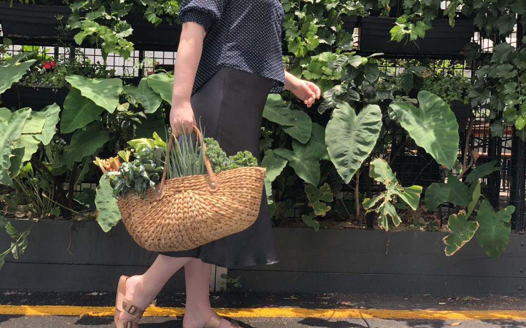 Shop like a chef at Wandering Cooks' first Urban Produce Market