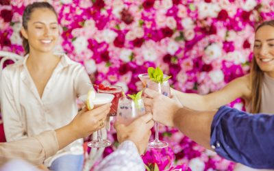 A luxe celebration of spring is coming to Riverbar and Kitchen thanks to Bombay Bramble