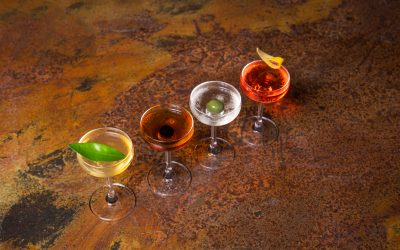 Big flavour comes in small packages with Eterna's new cocktail and street food special