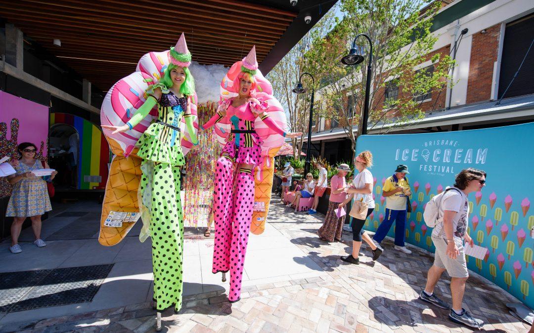 Brisbane Ice Cream Festival is returning in 2021!