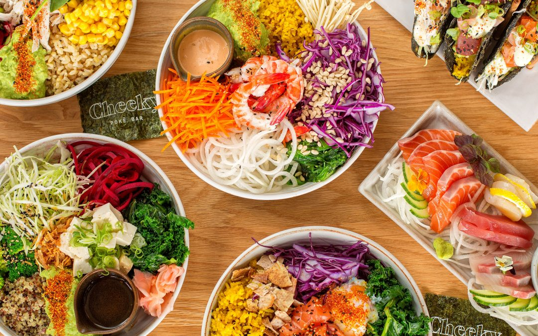 Cheeky Poké returns to West End as part of West Village's new dining and lifestyle precinct
