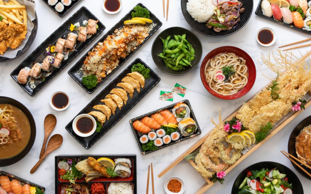 Ichiban Sushi is opening at West Village and is serving up $3 plates to celebrate!