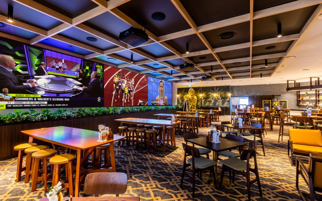 Southside favourite Sunnybank Hotel relaunches with a fresh fit-out and menu